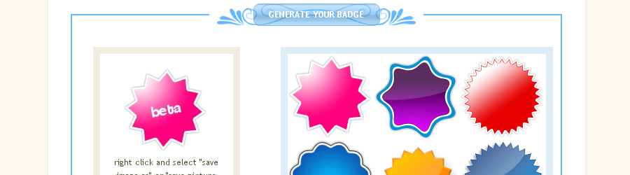 Web20Badges.com